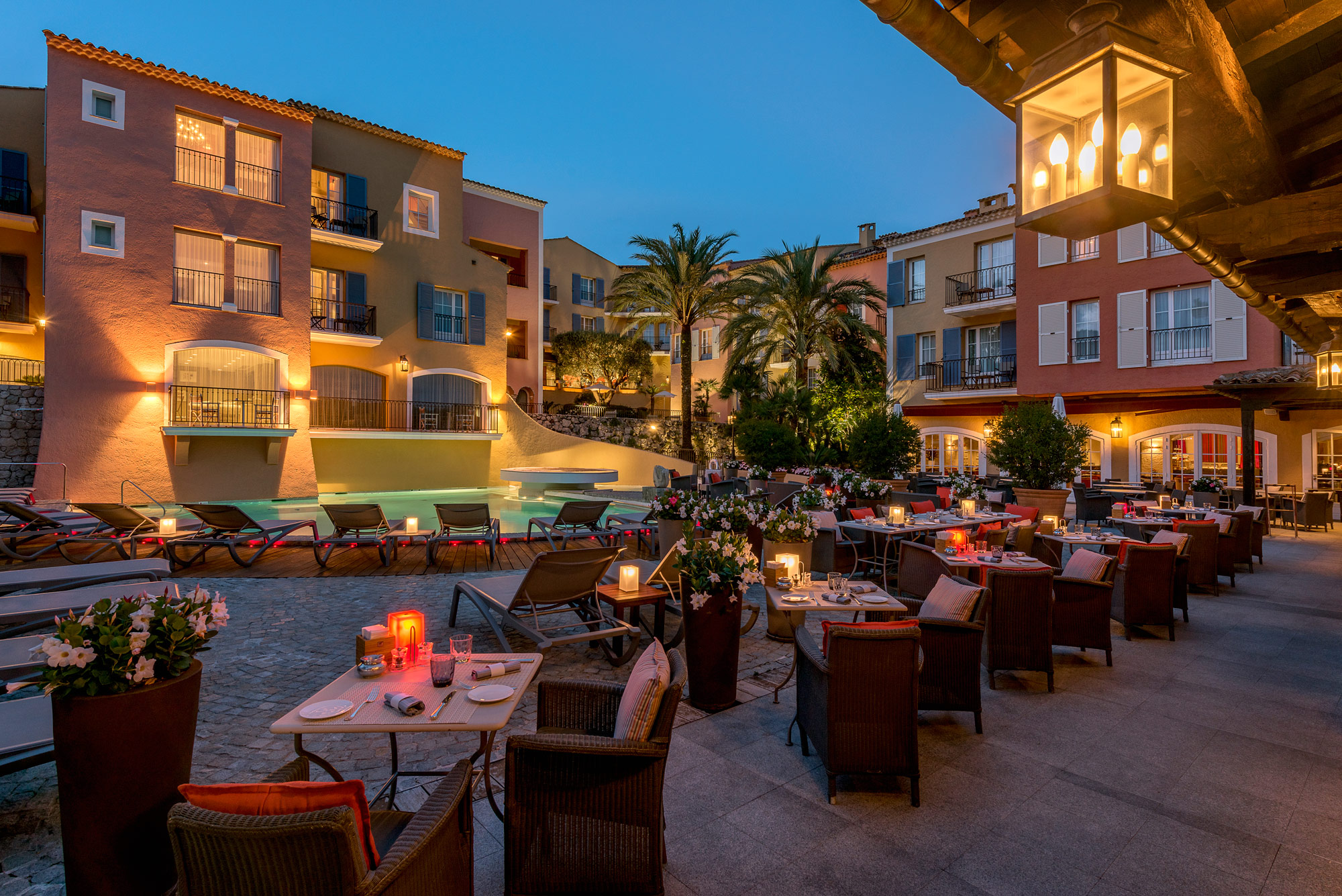 low priced a6e0f 3d8de Groupe Floirat | Hotel Palace Byblos Saint-Tropez