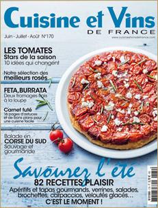 CUISINE-ET-VINS-DE-FRANCE-juin-juillet-2016-lareserve-saint-jean-de-luz