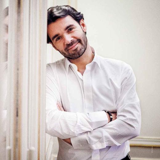 Antoine Chevanne Directeur général du Groupe Floirat