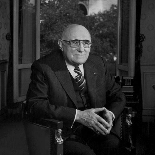 Sylvain Floirat Fondateur du Groupe Floirat